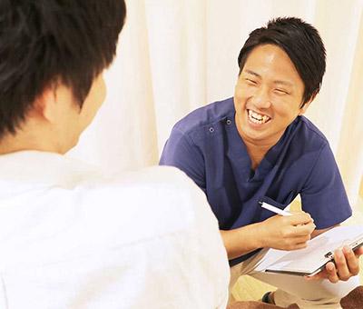 検査にこだわり、患者様に最適なプランを紹介